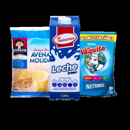 Comprar online leches y avenas en Frecuento.com