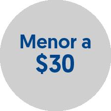 Comprar online menor a $30 para el dia del padre en Frecuento.com
