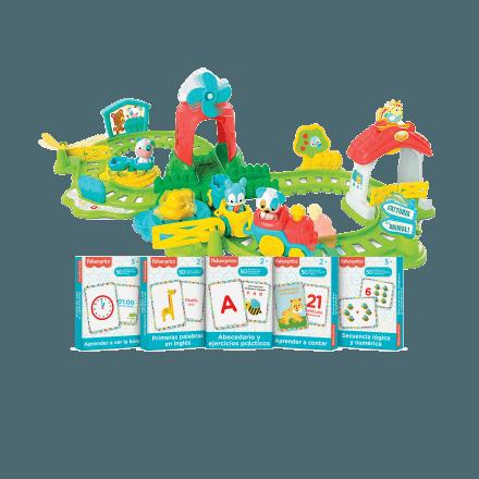 Compra online juguetes para preescolar en Frecuento.com