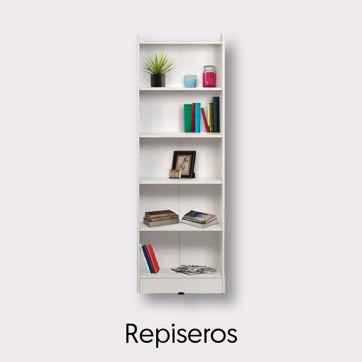 Comprar online repiseros para el regreso a clases en Frecuento.com
